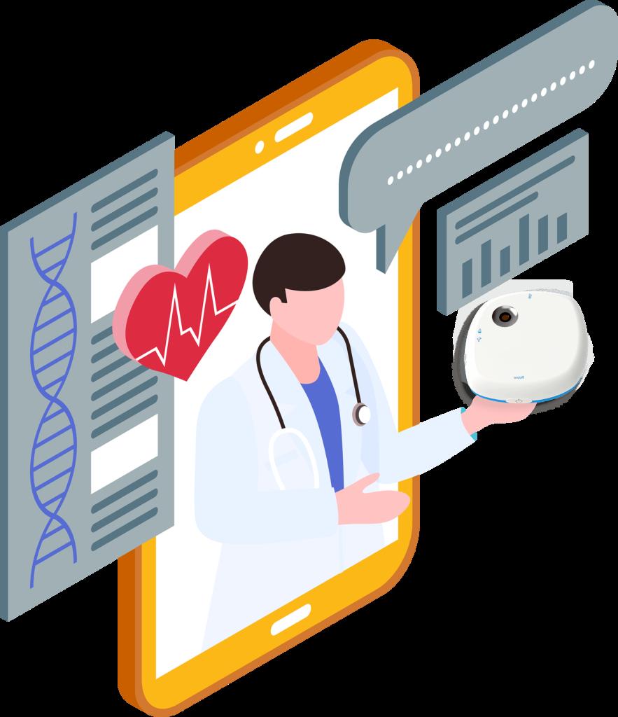 health monitoring image