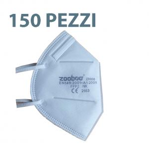 Mascherine FFP2 Lotto 150 pezzi