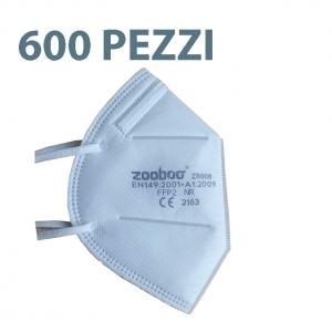 Mascherine FFP2 Lotto 600 pezzi